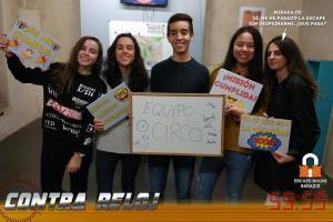 Equipo-circo-escape-room-badajoz
