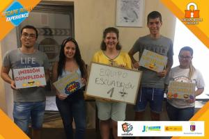 Escape Room Experience Badajoz (1)