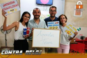 equipo-aperolosteam-escape-room-badajoz