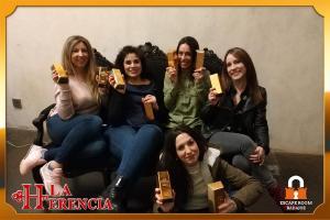 equipo-amigis  -escape-room-Badajoz-LaHerencia