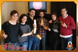 equipo-jerseyrojo  -escape-room-Badajoz-LaHerencia