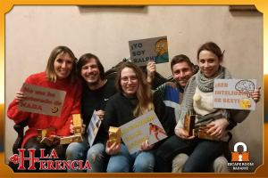 equipo-mandarina-escape-room-Badajoz-LaHerencia