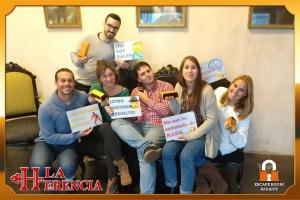 equipo-rubias-escape-room-Badajoz-LaHerencia